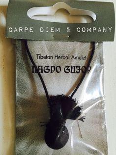 AMULETO PROTEZIONE DELLA SALUTE-CREATO E BENEDETTO DAI MONACI TIBETANI