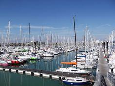 La Rochelle, France - Le port de plaisance des Minimes. © Région Poitou-Charentes, inventaire du patrimoine culturel /