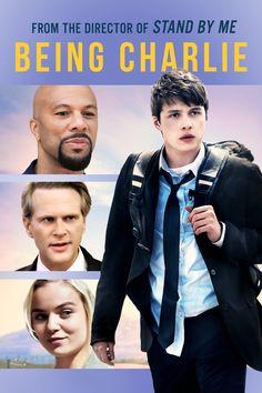 Being Charlie Movie Poster - Nick Robinson, Common, Cary Elwes  #BeingCharlie, #NickRobinson, #Common, #CaryElwes, #RobReiner, #Comedy, #Art, #Film, #Movie, #Poster
