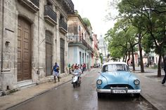 """The new PBS program """"Weekend in Havana"""" will give you a peek into the heart and soul of Havana, Cuba, the country's capital and the island's largest city."""