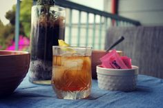 Old Fashioned Drink made with Sweet'N Low®
