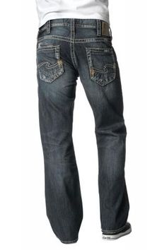 Silver Jeans Zac Urban