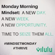 Thrive on Monday https://cecilymyers.le-vel.com/