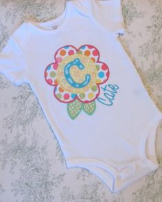 Personalized Golf Onesie/Tshirt by MySecretsOut on Etsy