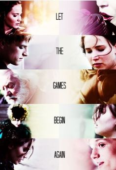 Let the 74th annual hunger games begin.              again