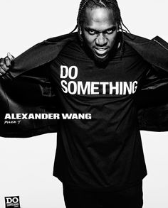 ad2e96060f6698 The Alexander Wang x DoSomething collection seen by Steven Klein