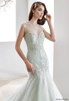Nicole Jolies Collection 2016 — Colored Wedding Dresses | Wedding Inspirasi