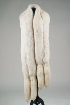 white fox fling....