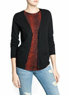$49.99 cool MANGO Women's Essential Knit Cardigan