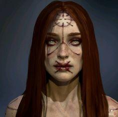 f Sorcerer portrait