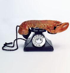 Dali'sLobster Telephone.