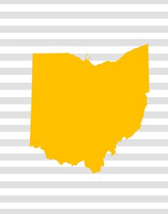 The Vintage Lemon: Free printables for each state and hearts to put over the city where you live