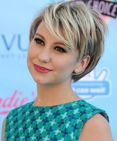 Most Popular Cute Short Hairstyles for Fine Hair