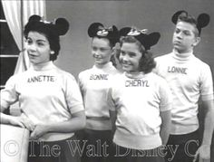 Tribute site for the Original Mickey Mouse Club Snoopy Cartoon, Cartoon Tv, Original Mickey Mouse Club, Pop Music Artists, Disney Mickey Mouse Clubhouse, Annette Funicello, Walt Disney Quotes, American Bandstand, Inspirational Movies