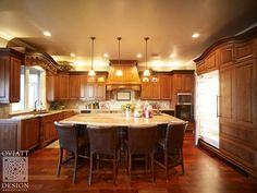 #Kitchens #OviattDesignAssociates #OviattDesign