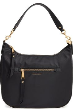 cde1627f0c37 MARC JACOBS Trooper Nylon Hobo Bag