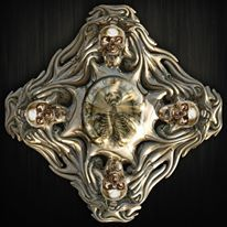 pendant of the necromancer