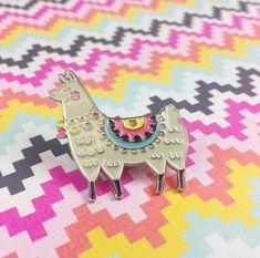 Image result for llama brooch