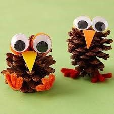 Fall is here! Create an awesome pine cone owl and a beautiful fall leaf print. They're perfect for display or to give as gifts. Intended for ages 6-12; registration is required.