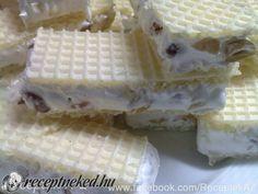 Érdekel a receptje? Hungarian Recipes, Naan, Waffles, Dessert Recipes, Dairy, Cooking Recipes, Bread, Cheese, Baking