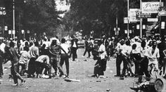 Image from the 1965 Watts Riot