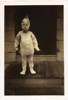 Haunted Air by Ossian Brown- A Collection of Anonymous Halloween Photographs America c. 1875 - 1955