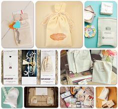 some of our favorite muslin bag packaging - we provide links to each photographer featured and highlight what's inside each bag
