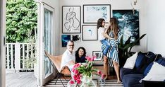Influencer, artist and co-founder of They All Hate Us Tash Sefton invites us inside her stylish Sydney home that has been artfully pieced together, echoing her enviable wardrobe.
