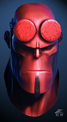 Hellboy - ZBrush