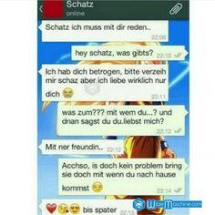 Lustige WhatsApp Bilder und Chat Fails 68 - Flotter Dreier