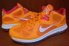 official photos bd782 54b1f Nike LeBron 9 Low
