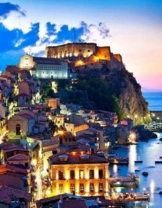 Sicily... bro is being deployed the next week or so... road trip!! :)