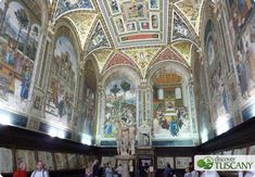 View of the Piccolomini Library
