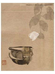 Hidetoshi Mito - sumi-e Japanese Ink Painting, Zen Painting, Chinese Painting, Collages, Graffiti, Tinta China, Street Art, Nature Drawing, China Art