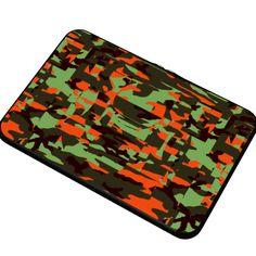#psychicarmyoctober by #chocolatepeyote #citrusreport #alloverprint #army #camo #pattern #design #laptopcase, #macbookpro, #Macbookprocase, #@The Citrus Report