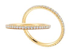 18 Karat Diamond Eternity Ring