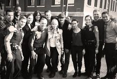 Chicago PD, Chicago Fire, & Law and Order: SVU - crossover