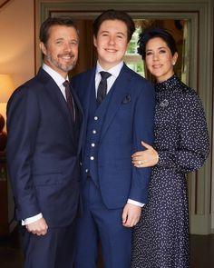 Denmark Royal Family, Danish Royal Family, Princesa Mary, Prince Héritier, Prince And Princess, Adele, Prince Christian Of Denmark, Royal Families Of Europe, Prince Frederick