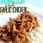 Brown Sugar and Garlic Chicken Recipe