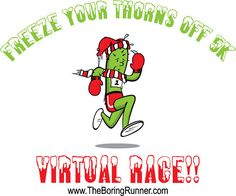 FREE Virtual 5k - win prizes!! Jan 28th, 2012 (annual event)