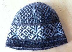 Lappone: knitting / stickning