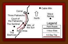 Zion National Park Rides: 1 hour Virgin River; 1/2 day Sand Bench
