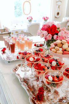 Event Inspiration | Food Bars | Drink Bars | Dessert Bars | Event Planning | Event Decoration | Event