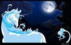 """...you are the last by Koromo on deviantART - movie ""The Last Unicorn"""