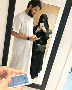 Cute Muslim Couples, Muslim Girls, Cute Couples Goals, Muslim Women, Couple Goals, Niqab, Best Couple Pictures, Islam Marriage, Muslim Family