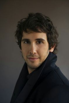 Josh Groban. Fell in love with his voice when I was ten, and now think he's good-looking these days. Not to mention from what I've read, he sends out the funniest tweets. And of course that time when he hosted an episode of Never Mind the Buzzcocks.