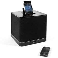 Review: Arcam rCube portable speaker dock for iPod and iPhone