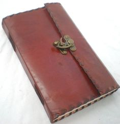 Customize leather journal notebok diary sketchbook small to large size pocket notebook blank book drawing book
