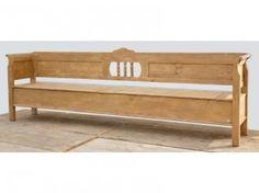 Oud houten klepbank XXL - Late Night vrijdag - BVA Auctions - online veilingen