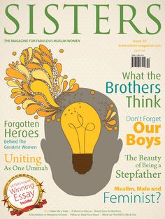 SISTERS Magazine April 2014 | Issue 55 | Brothers